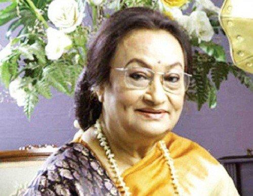 আজ প্রথিতযশা নজরুলসংগীতশিল্পী ফিরোজা বেগমের জন্মদিন