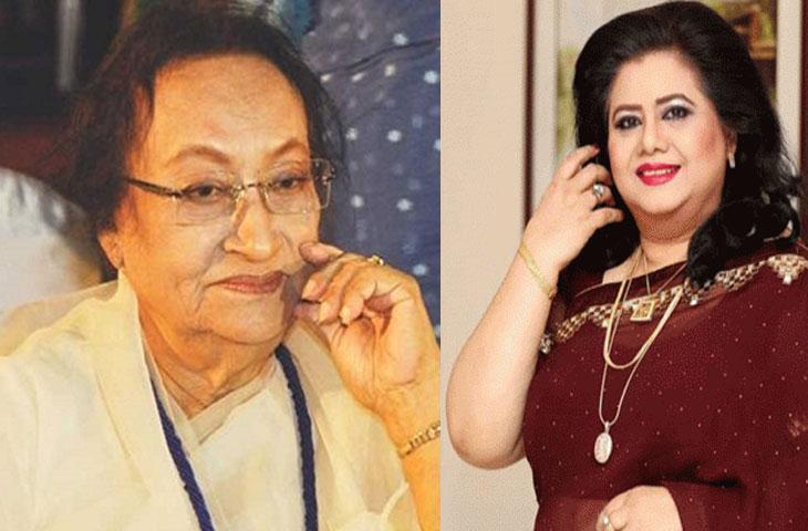 'ফিরোজা বেগম স্বর্ণপদক' পেলেন রুনা লায়লা
