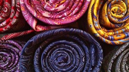 সিল্ক তৈরিতে বর্জ্য পানি ব্যবহৃত হচ্ছে ব্যাঙ্গালোরে