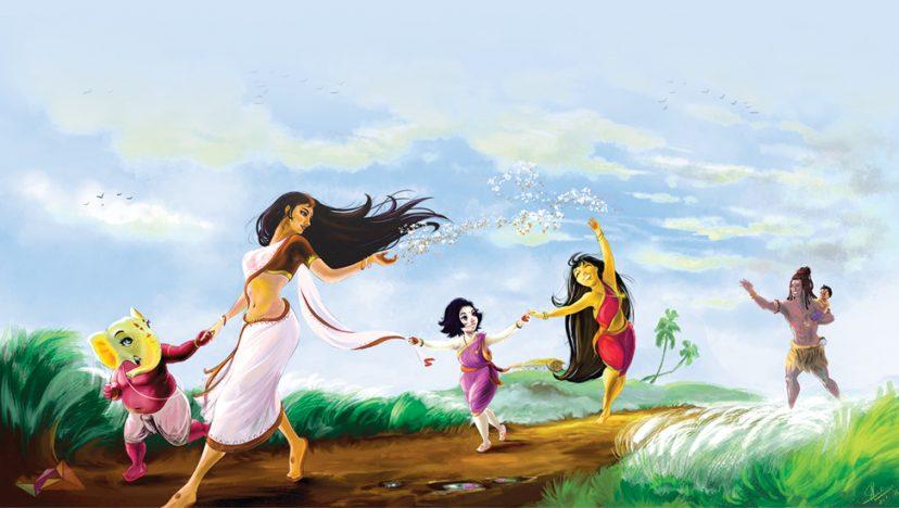 ফিচার I মহালয়া : 'আয় গো উমা কোলে লই'