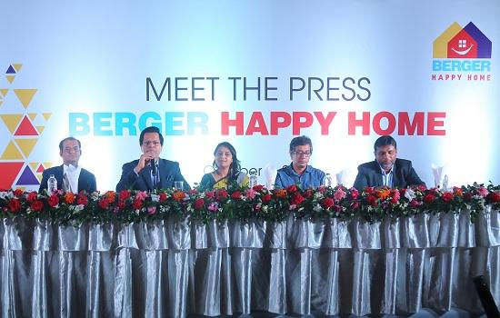 আসছে টিভি রিয়েলিটি শো 'বার্জার হ্যাপি হোম'