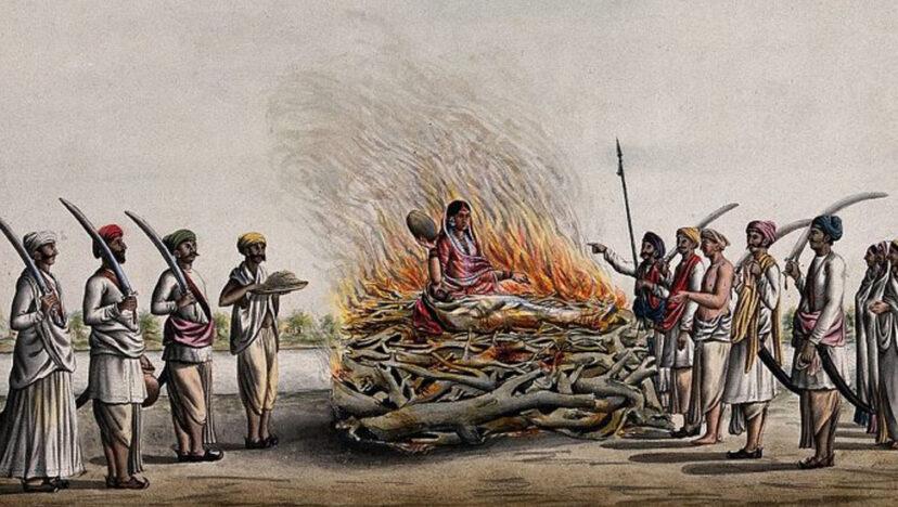 ফিচার I সতীদাহ থেকে বিধবা বিবাহ