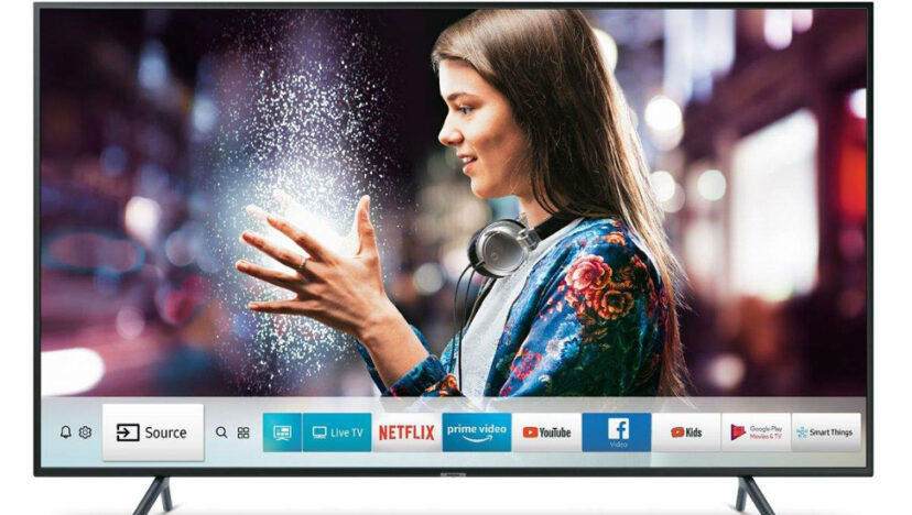 টেকট্রেন্ড I স্যামসাংয়ের নতুন স্মার্ট টিভি